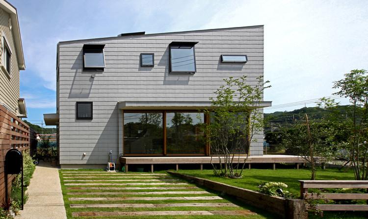 Vivienda en Oiso / Atelier HAKO Architects , Cortesía de Atelier HAKO Architects
