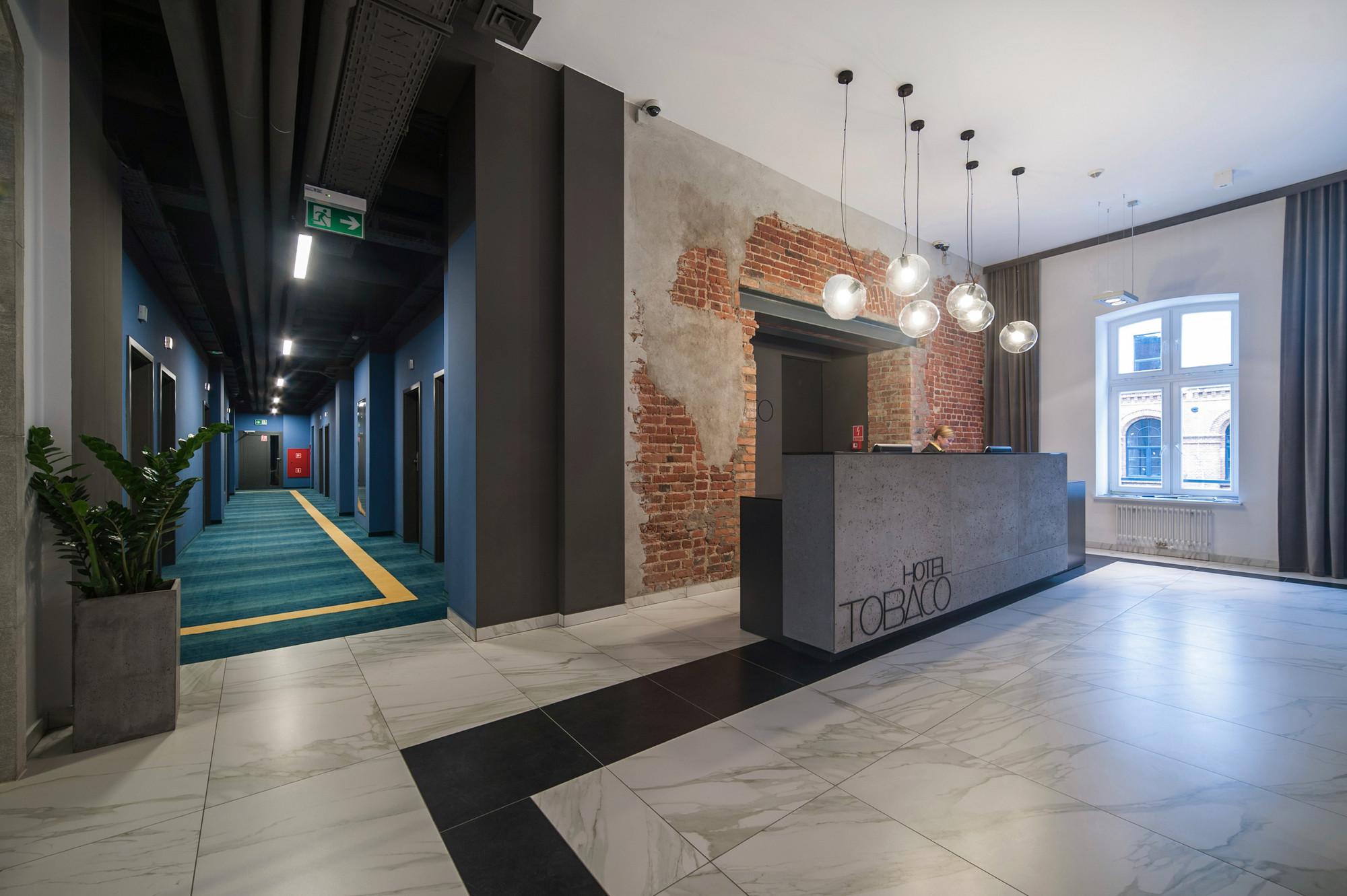 Tobaco Hotel / EC-5, © Michał Mazurowicz