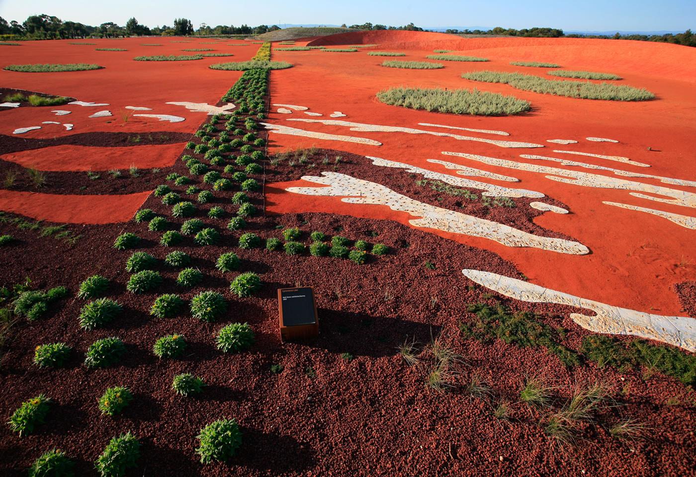 Jardín Botánico australiano gana la categoría de paisajismo en el World Architecture Festival 2013, © Ben Wrigley / Dianna Snape / Peter Hyatt