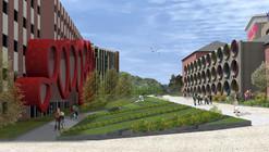 SLASH e Phillips/Pilkington Architects vencem concurso para o Royal Adelaide Hospital