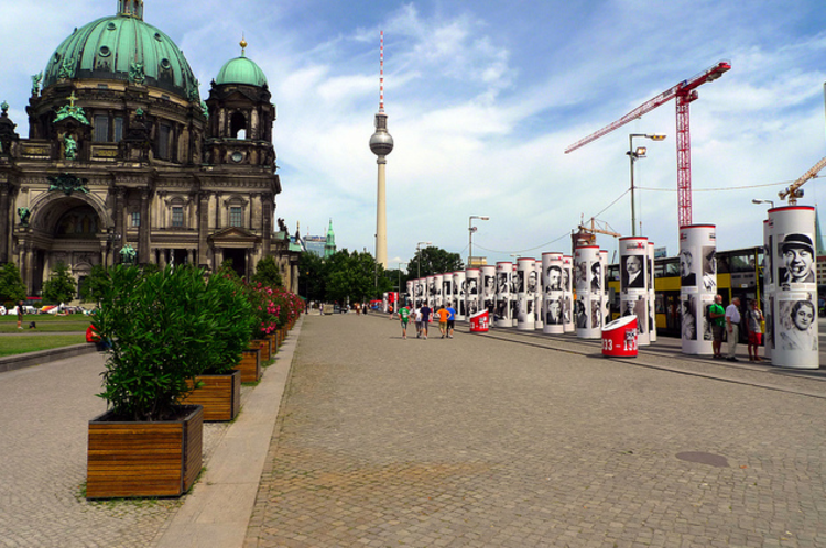"""""""Cidade Participativa"""": 100 tendências urbanas para Berlim, Mumbai e Nova Iorque, © Nouhailler, Flickr"""