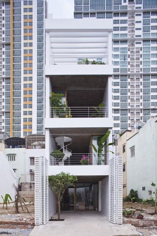 Anh House / S+Na. – Sanuki + Nishizawa architects, © Hiroyuki Oki