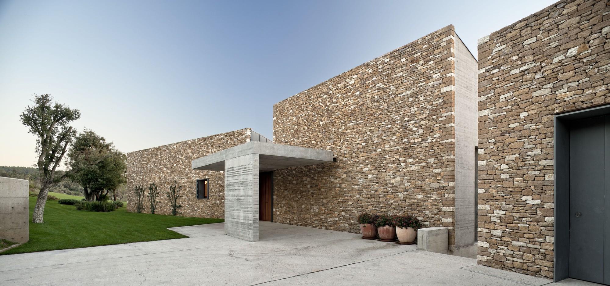 Galeria de casa ampudr n b720 ferm n v zquez arquitectos 3 for Minimalist house escape 4