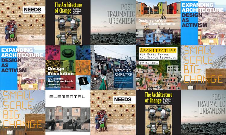 10 livros que buscam gerar mudança através da Arquitetura e do Design Social , 10 livros que buscam gerar mudança através da Arquitetura e do Design Social