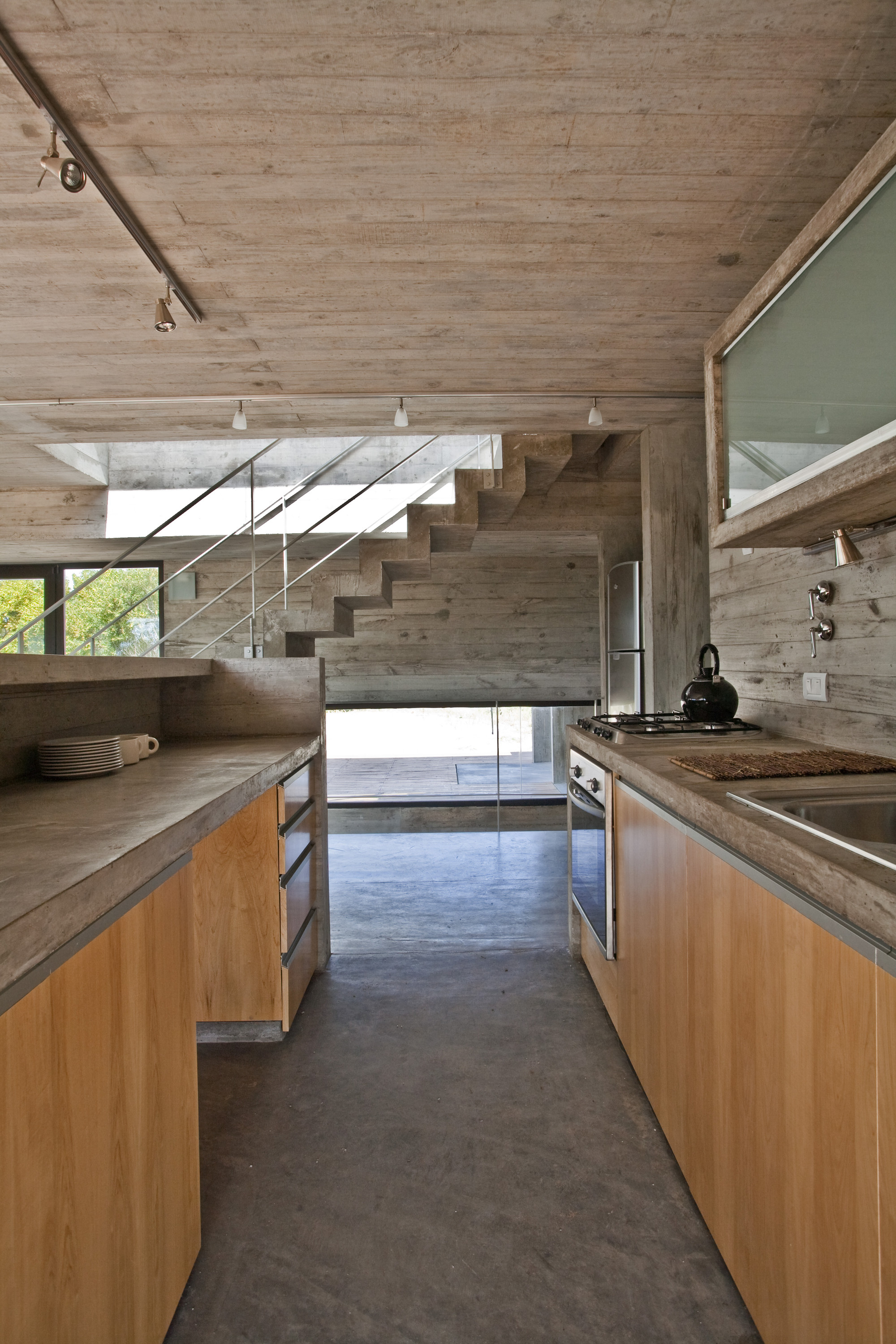 Gallery Of House On The Beach Bak Architects 12