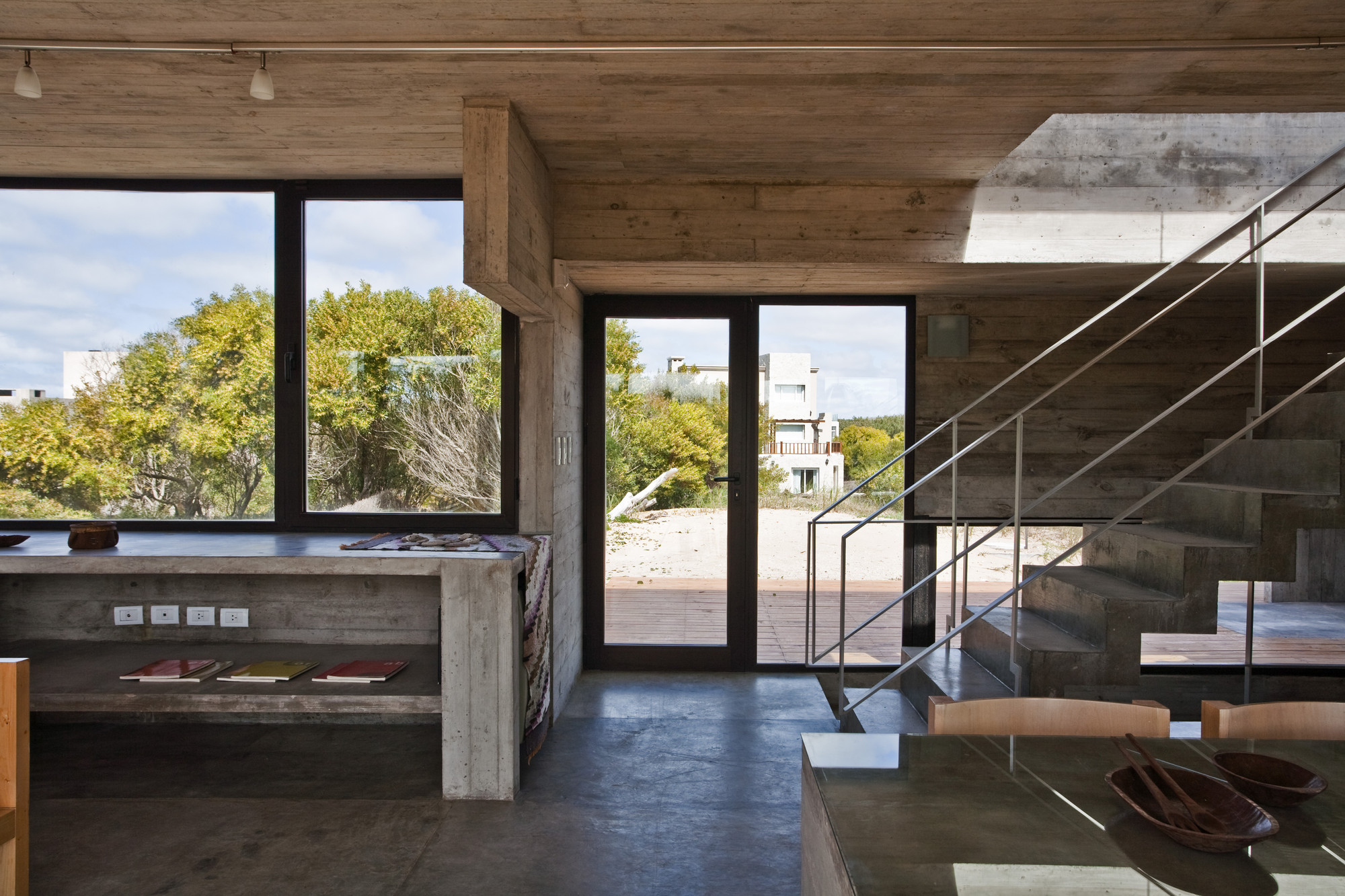 Gallery Of House On The Beach Bak Architects 17