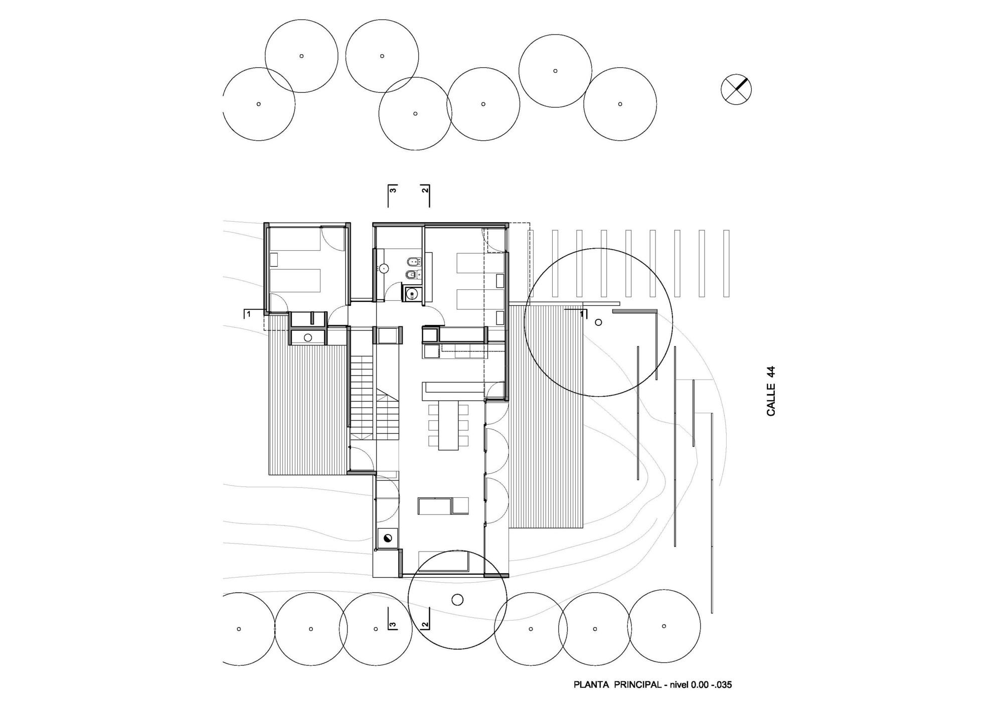 Galer A De Casa En La Playa Bak Architects 33