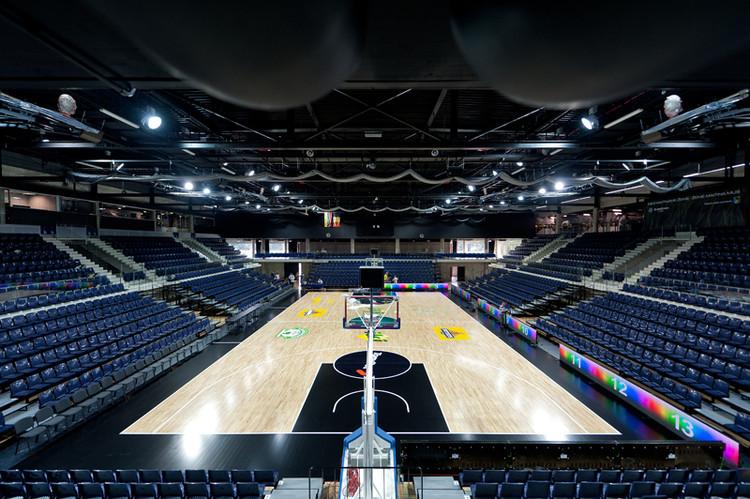 Kedainiai Arena / 4PLIUS architects, ©  Leonas Garbačauskas