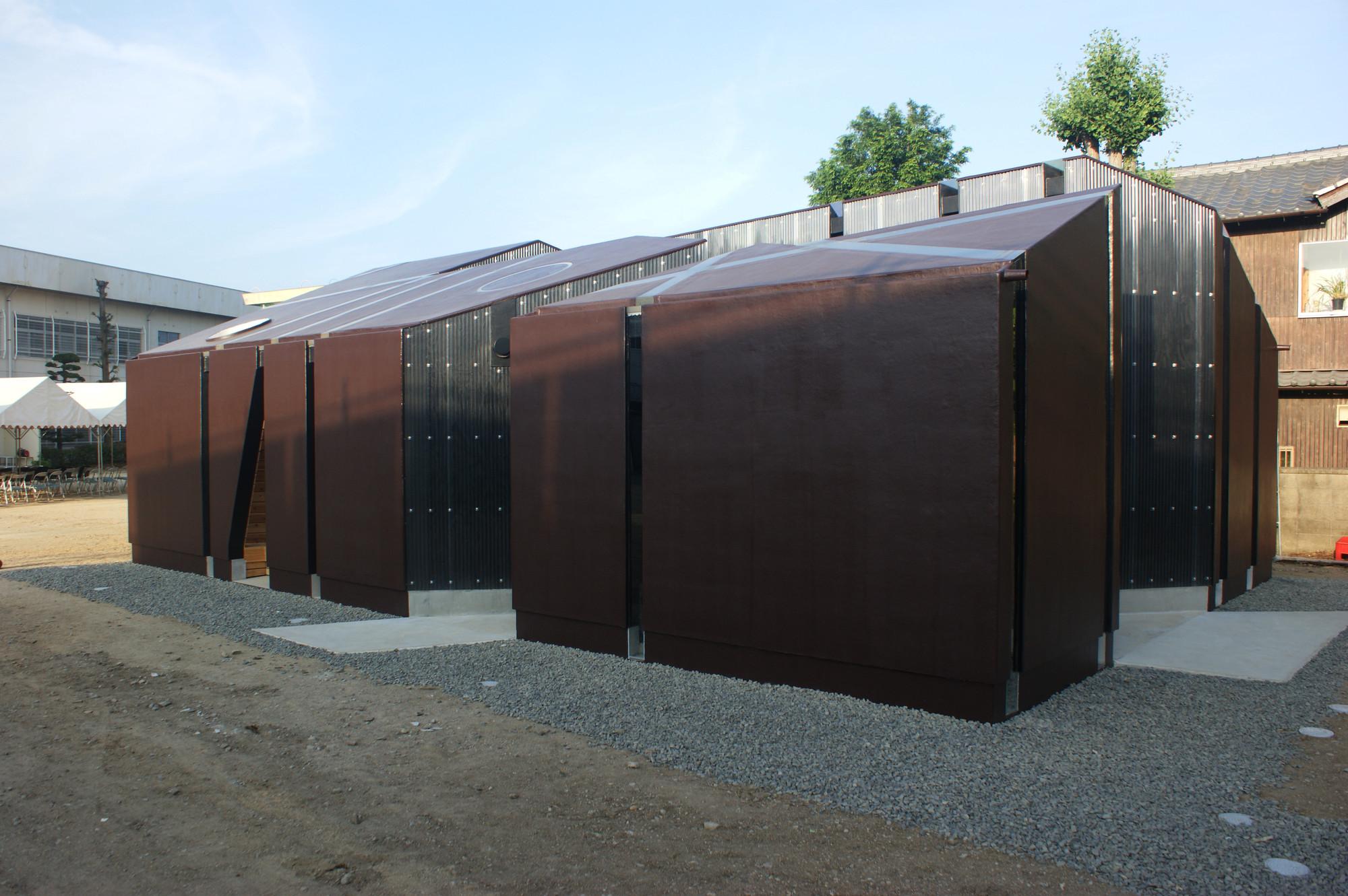 Gallery of House of Toilet / Daigo Ishii + Future-scape ...