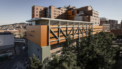 Hospital Vall d'Hebron / Estudi PSP Arquitectura