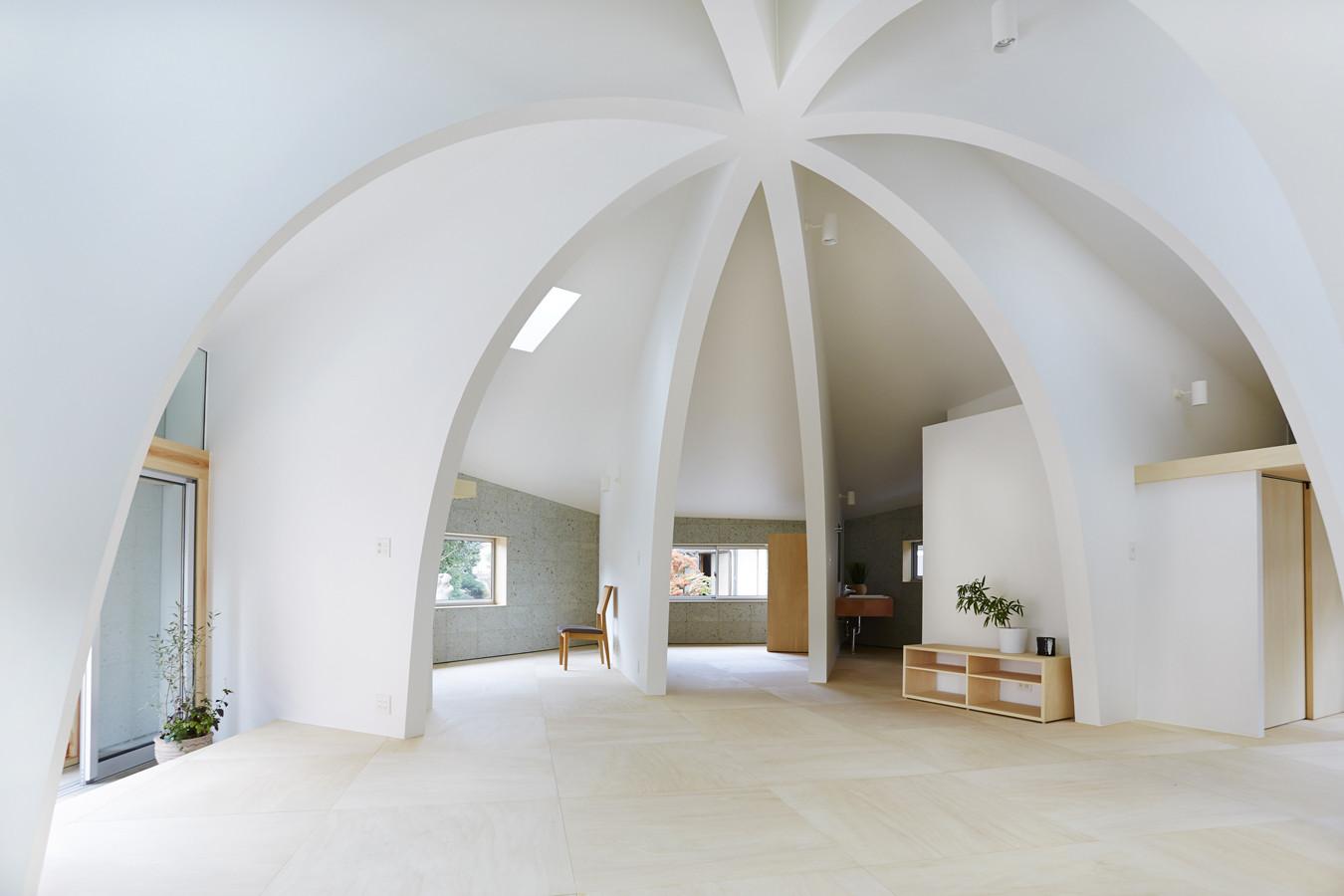 House I / Hiroyuki Shinozaki Architects, © Fumihiko Ikemoto