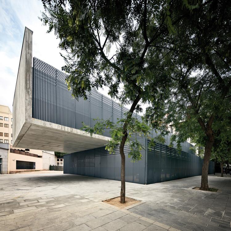 Guardería en los Jardines de Málaga de Barcelona  / Batlle i Roig Arquitectura, Cortesía de Batlle I Roig Arquitectes