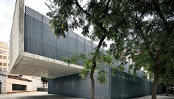 Creche nos Jardins de Malaga em Barcelona / Batlle i Roig Arquitectura