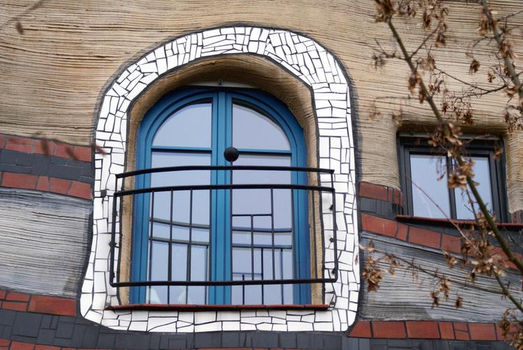 Los edificios de hundertwasser manifiestos construidos de - Atea diseno interior ...