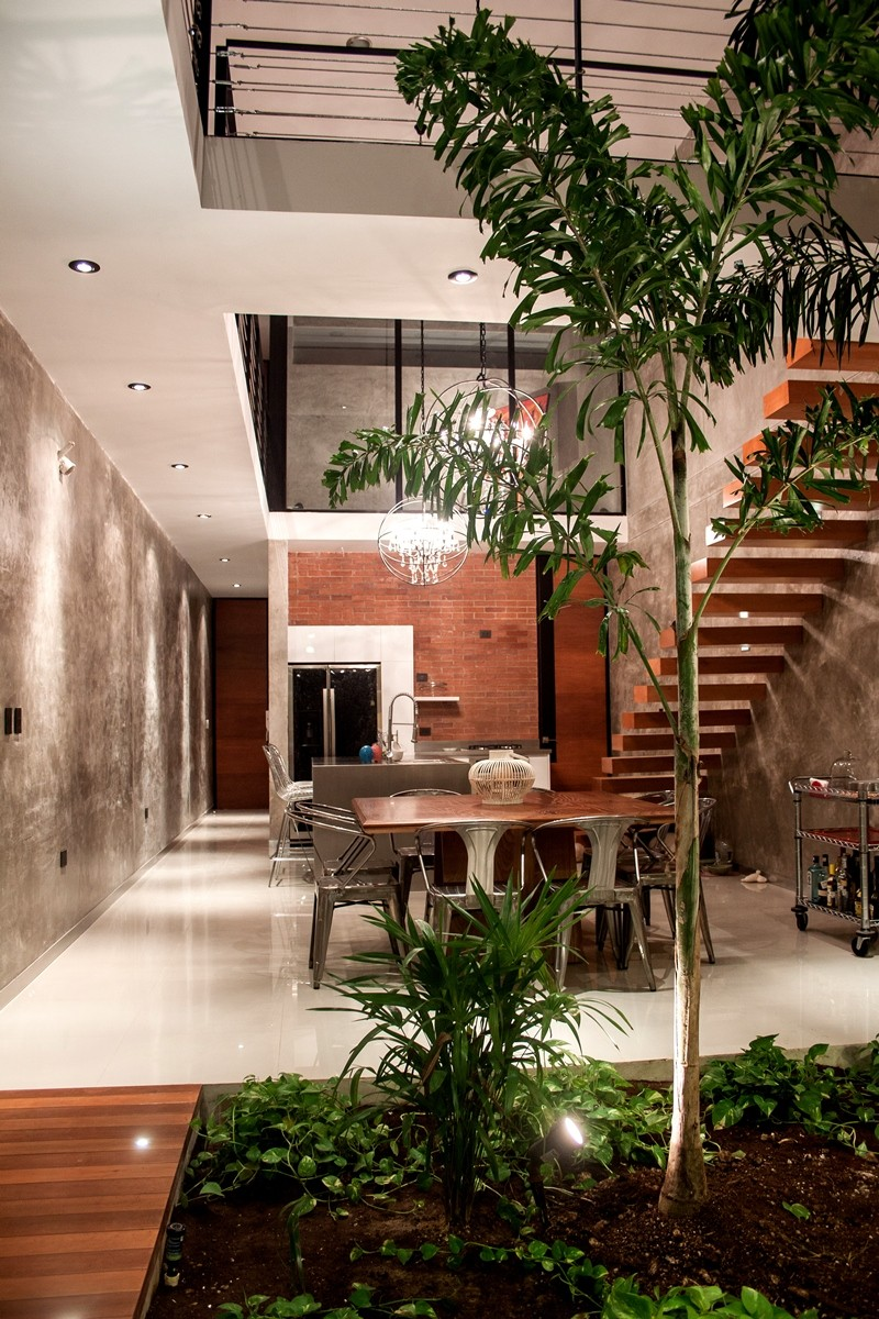 Loft Px Desnivel Arquitectos Archdaily Brasil