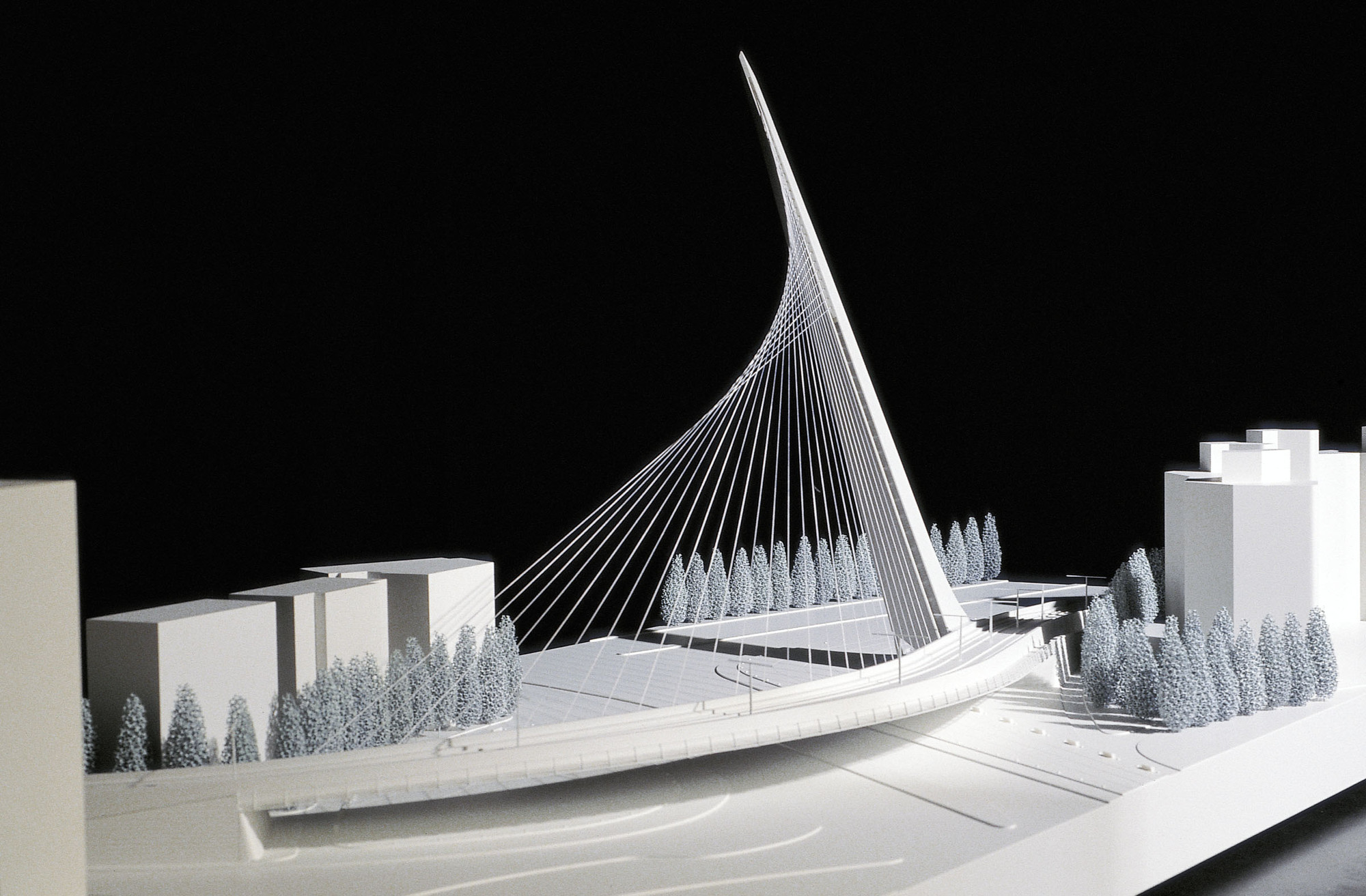 Santiago Calatrava: The Metamorphosis of Space, Property of Studio Calatrava © Santiago Calatrava