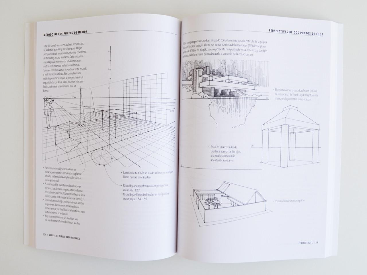 Manual De Dibujo Arquitect Nico Francis D K Ching Archdaily  # Muebles Dibujo Arquitectonico