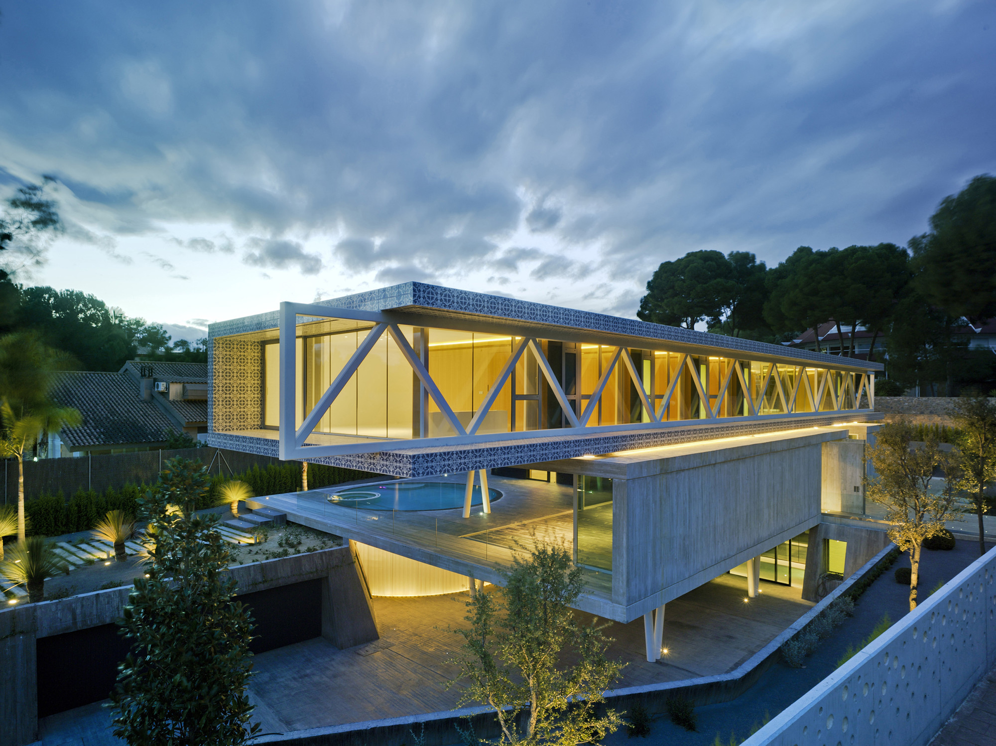 4 IN 1 HOUSE / Clavel Arquitectos, © David Frutos-Ruiz
