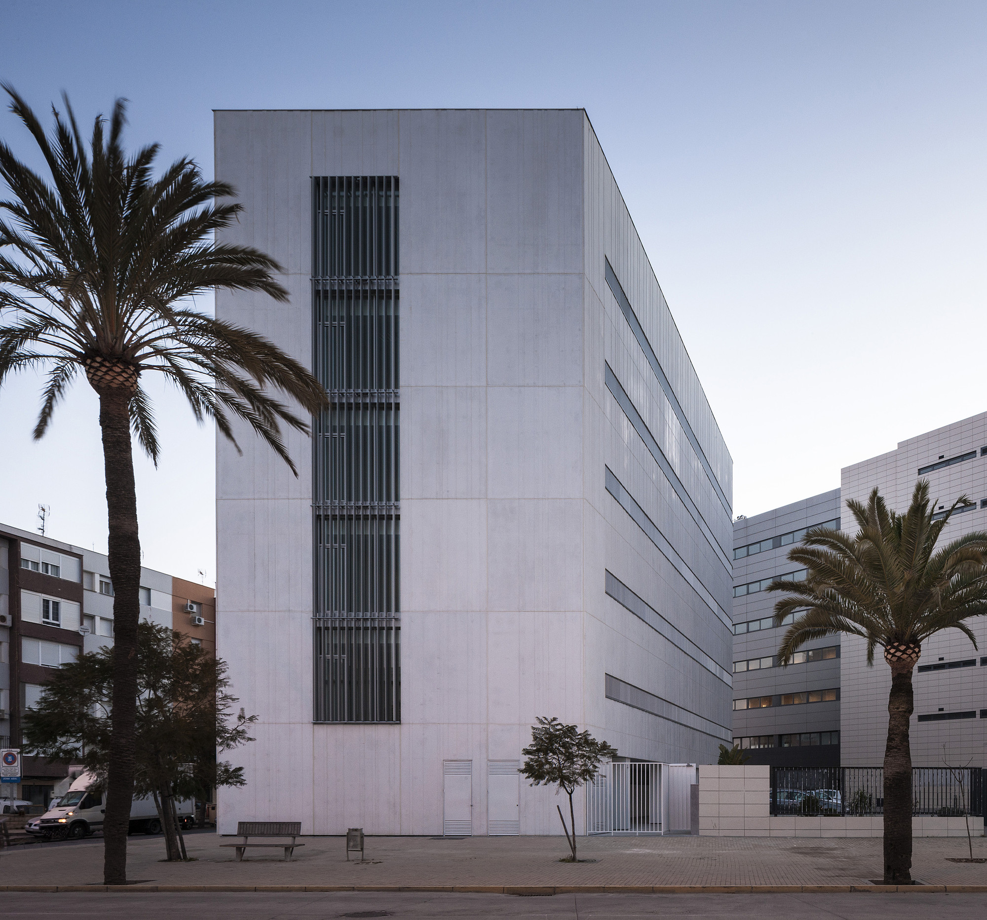 New SPEE Headquarters In Huelva / UNIA Arquitectos, © Fernando Alda