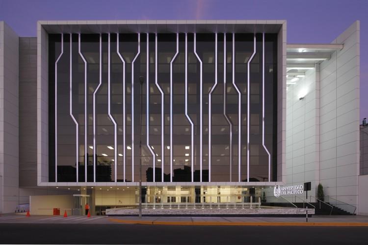 Edificio Educacional Universidad del Pacifico / Metrópolis, © Juan Solano Ojasi