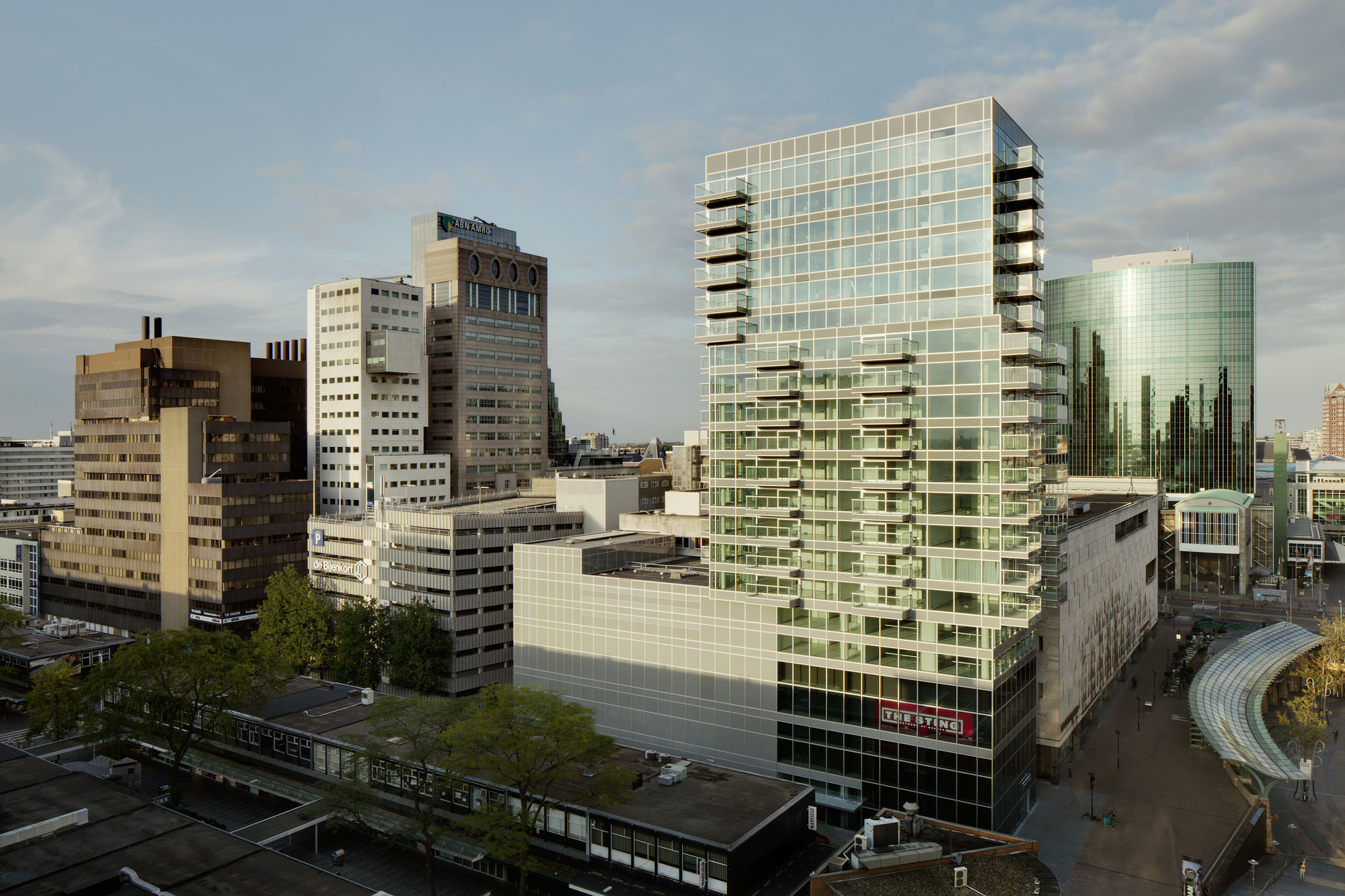 B' Tower / Wiel Arets Architects