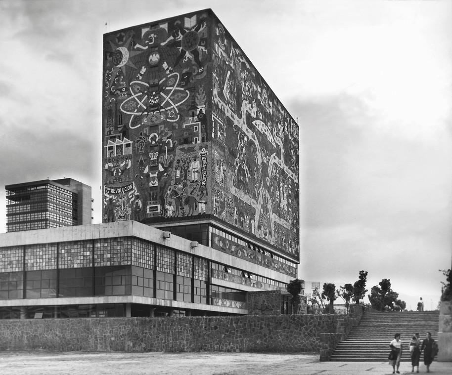 Exposici N Arquitectura En M Xico 1900 2010 Archdaily