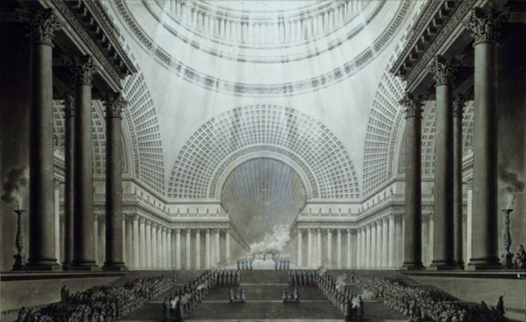 Arquitetura. Ensaio sobre a arte / Étienne-Louis Boullée