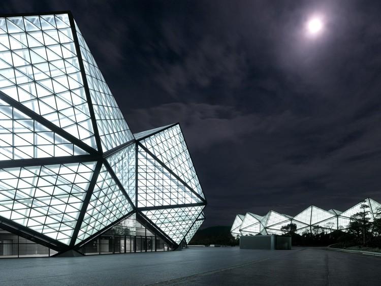 Projeto de iluminação: Universiade Sports Center por Conceptlicht Lighting Design , © Christian Gahl