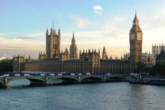 Palace of Westminster via Wikipedia