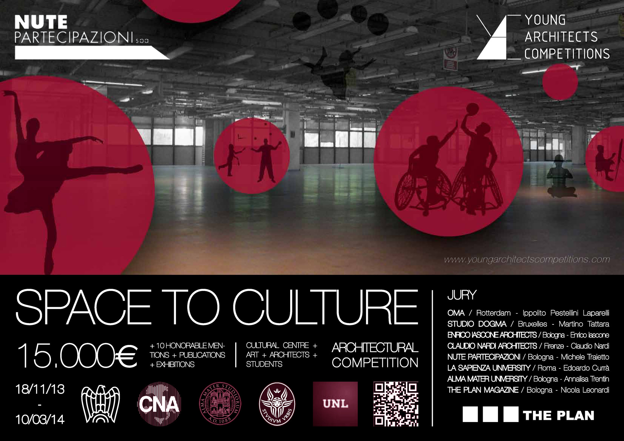 Call for Ideas: Space to Culture