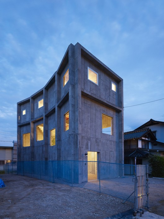 The House of Yagi / suppose design office, Ohno Japan, © Toshiyuki Yano