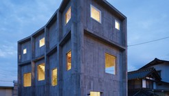 The House of Yagi / Suppose Design Office + Ohno Japan