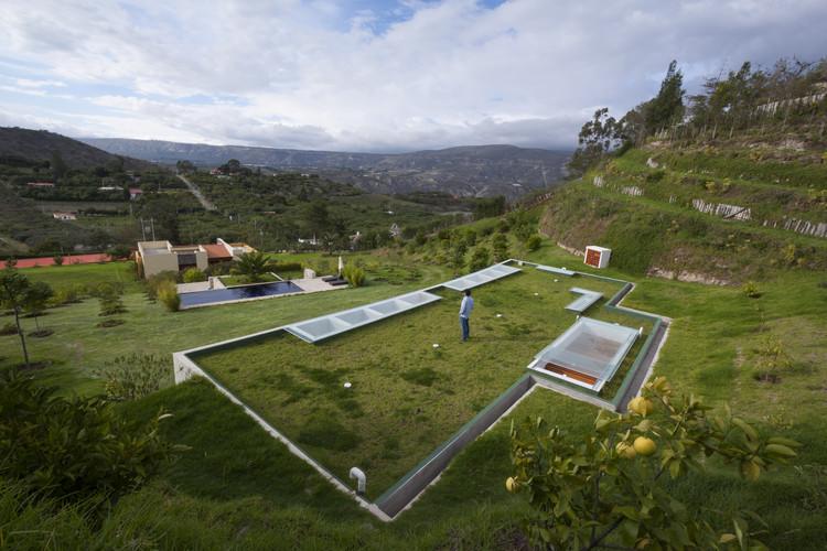 Casa Mirador / AR+C , © Lorena Darquea