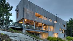 Bridge House / Mackay-Lyons Sweetapple Architects
