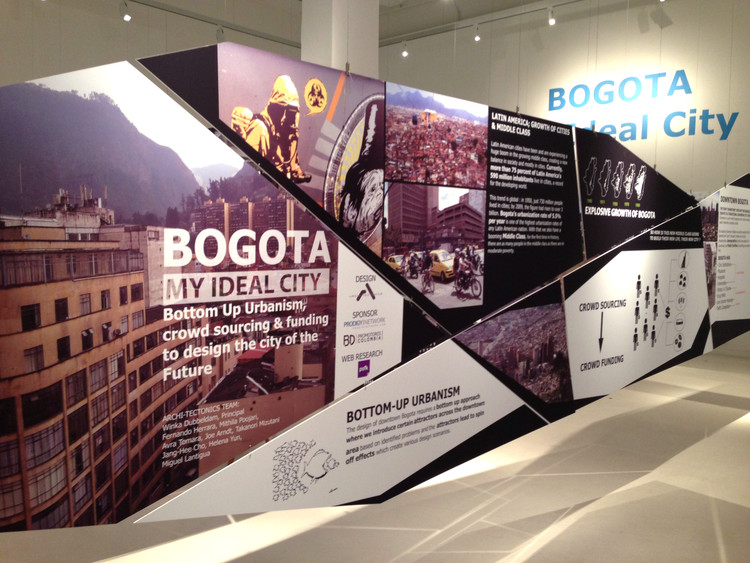 "Winka Dubbeldam: ""My Ideal City"" do futuro , Cortesia de Archi-tectonics"