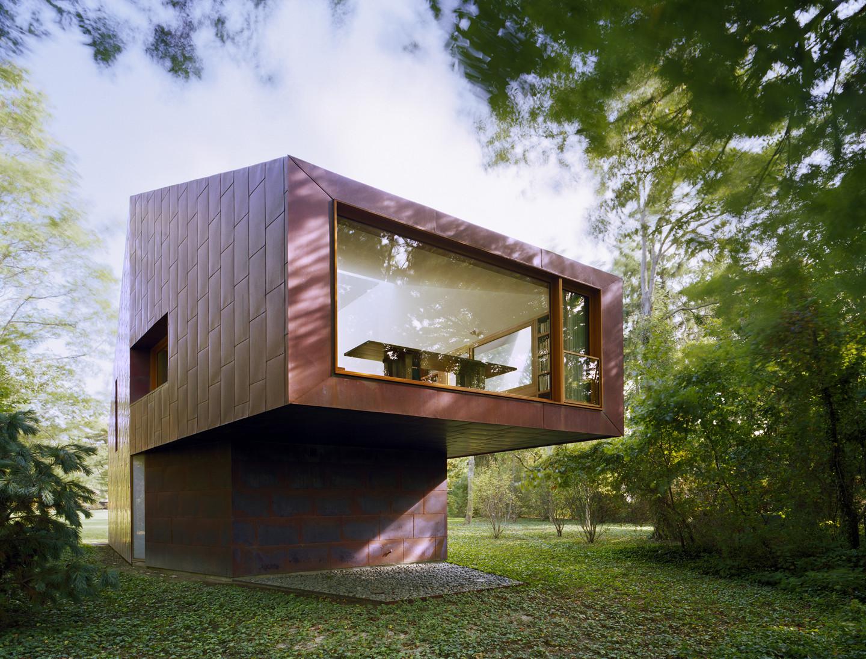 Writing Studio / Andrew Berman Architect, © Michael Moran