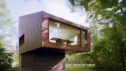 Writing Studio / Andrew Berman Architect