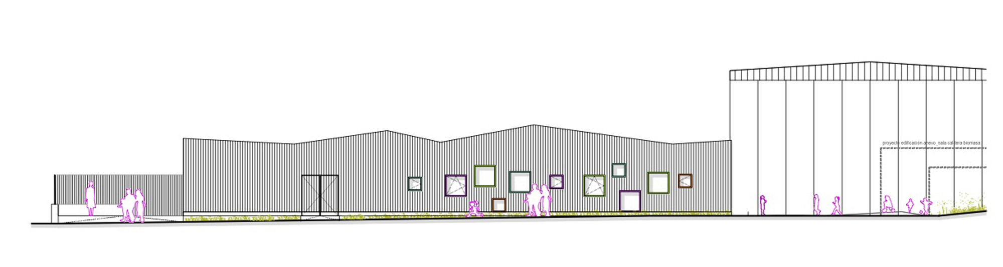 Gallery of New Building for Nursery and Kindergarten in