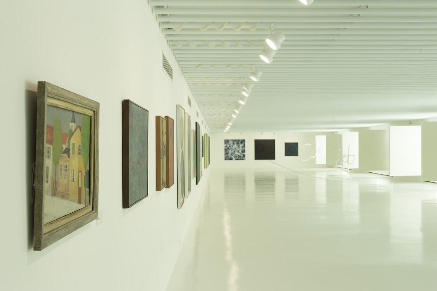 Galer a de galeria de arte minas mach arquitetos 21 - Galeria de arte sorolla ...