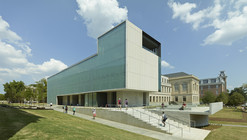 Centro de Diseño Vol Walker Hall & the Steven L Anderson / Marlon Blackwell Architect