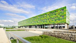 Offices Infrax West Torhout / Crepain Binst Architecture