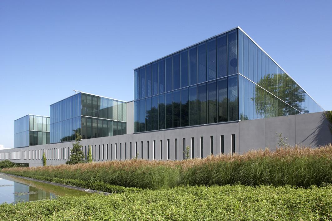 Telindus Haasrode / Crepain Binst Architecture, Courtesy of Crepain Binst Architecture