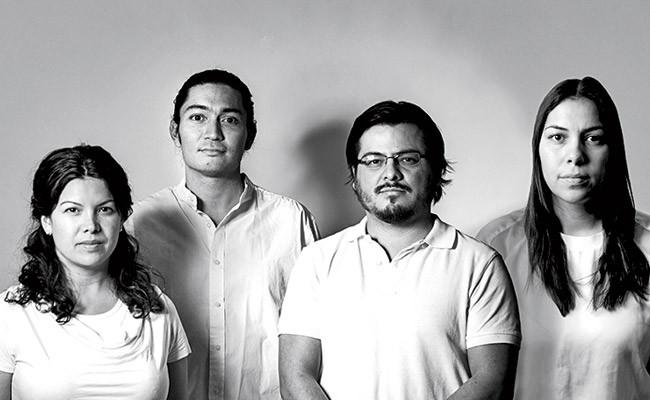 Joven taller de arquitectura mexicano seleccionado en el Design Vanguard 2013 de Architectural Record, César Guerrero, Ana Cecilia Garza, Carlos Flores y María Sevilla / S-AR stación-Arquitectura