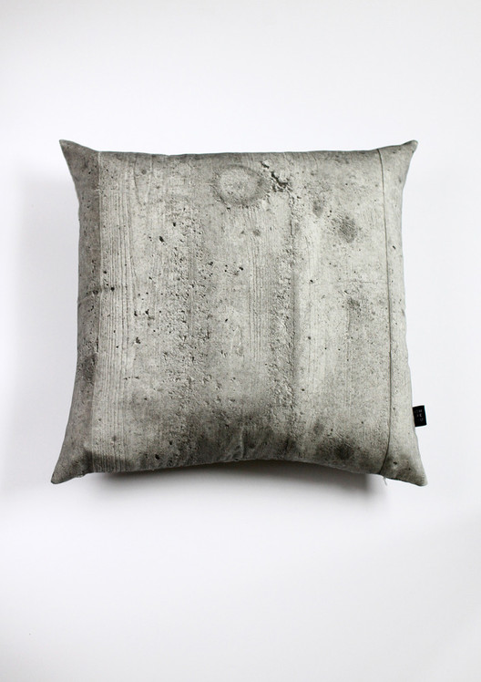 """Concrete"""" Pillow / How Are You"""