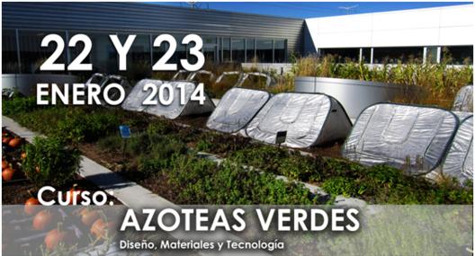Curso Azoteas Verdes: diseño, materiales y tecnología / CAM-SAM, Cortesía CAMSAM