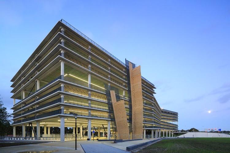 P+R De Uithof / KCAP Architects & Planners + studioSK, © Ronald Tilleman