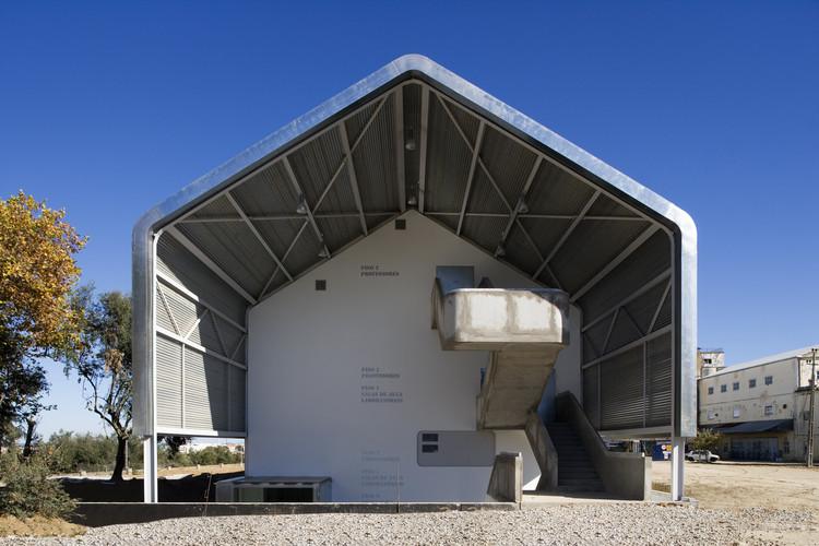 Reutilização da antiga Fábrica dos Leões - Departamento de Arquitetura e Artes Visuais  / Inês Lobo Arquitectos + Ventura Trindade Arquitectos, © Leonardo Finotti