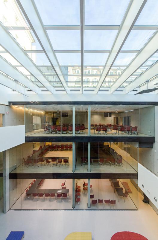 Hanna Arendt Undergroung School / Cleaa Claudio Lucchin & architetti associati, © Alessandra Chemollo
