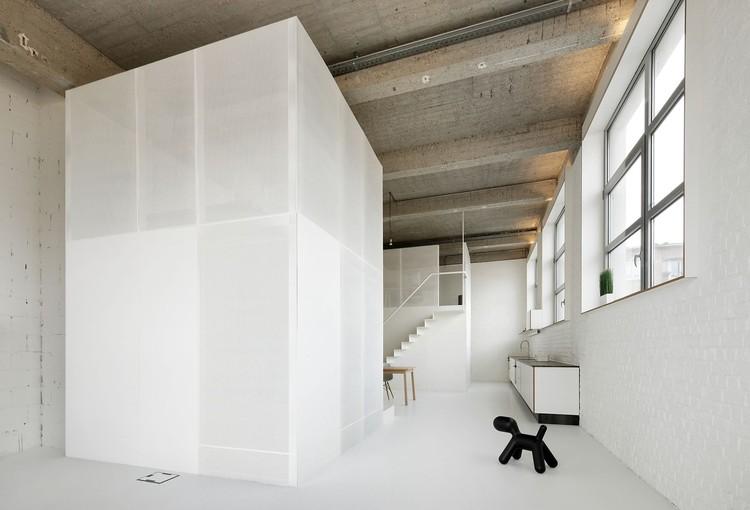 Loft FOR / adn Architectures, © Filip Dujardin