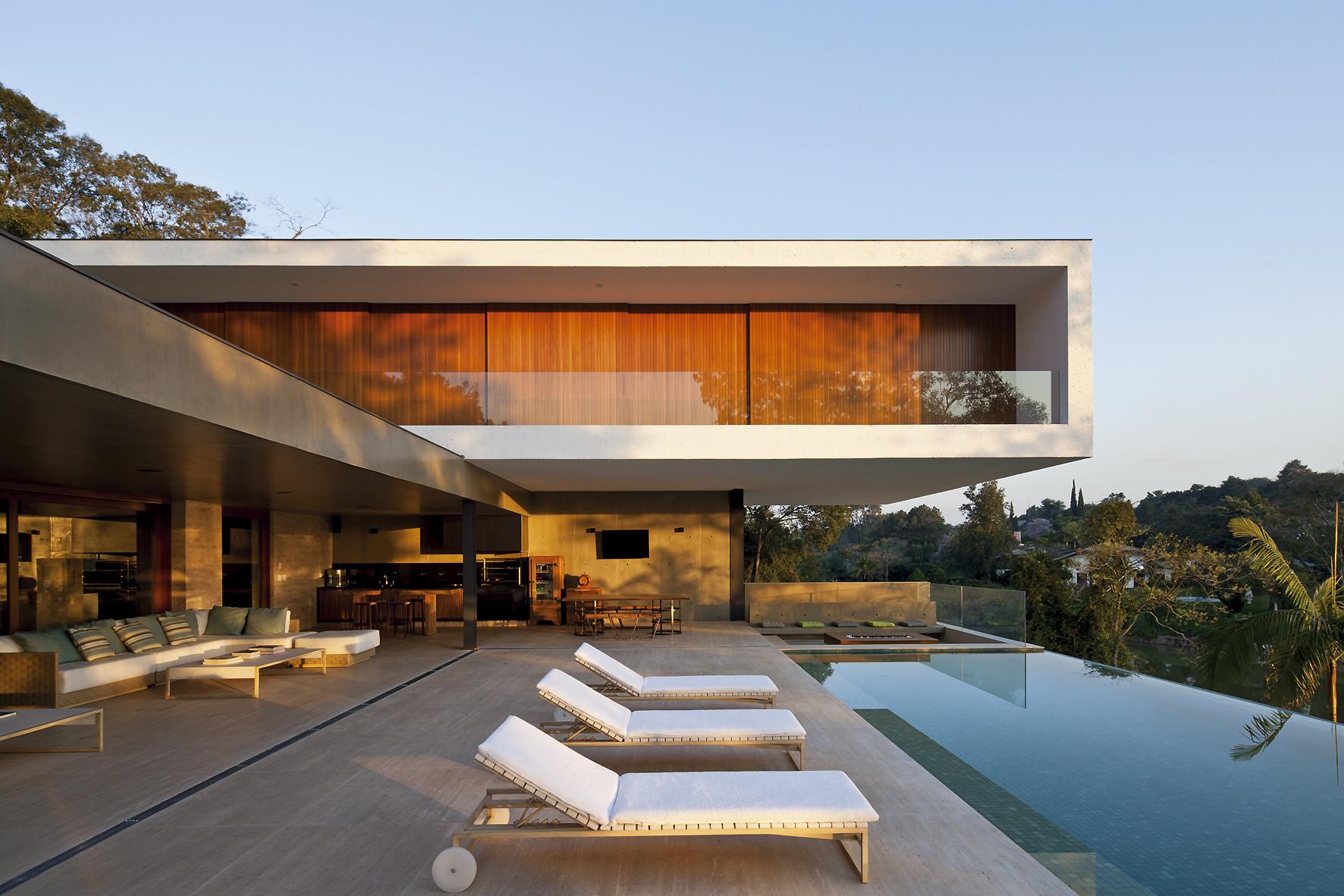 PV House / Sérgio Sampaio Arquitetura + Planejamento, © Leonardo Finotti
